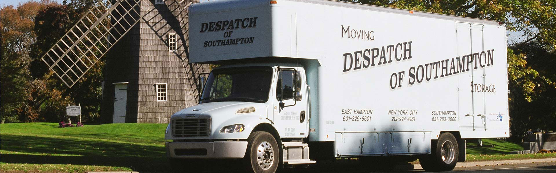 Local Household Goods Moving Services