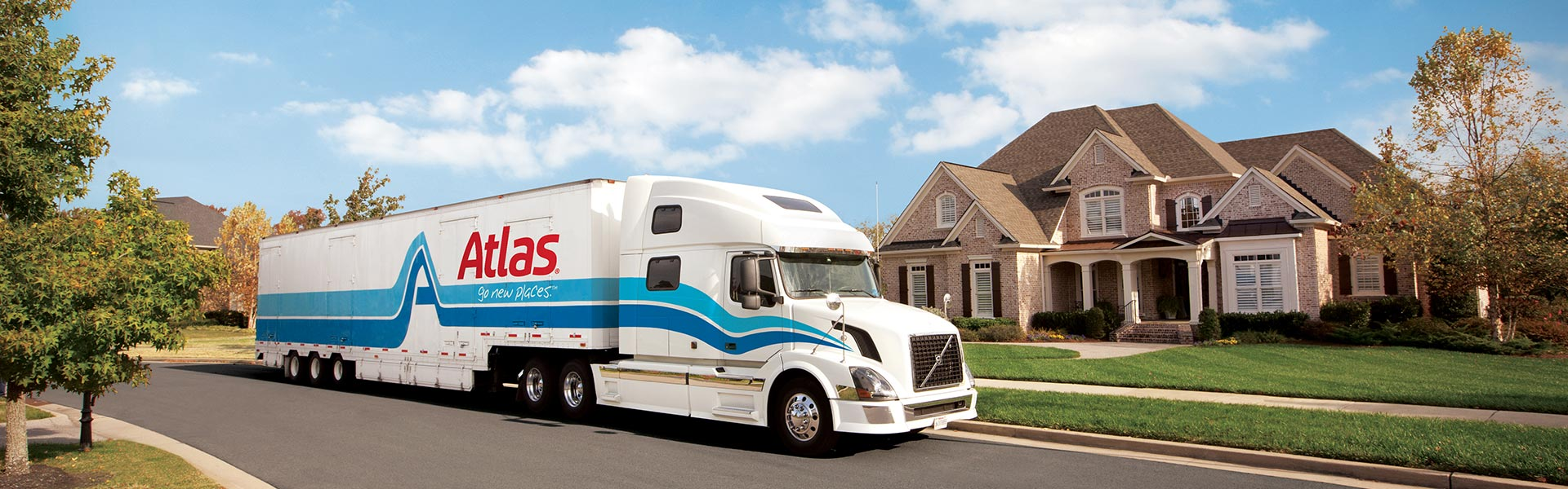 Atlas Van Lines household goods interstate moving and relocation services